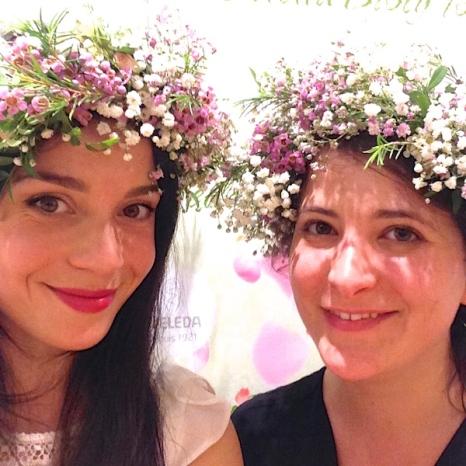 selfie_weleda_couronne_fleurs_picci