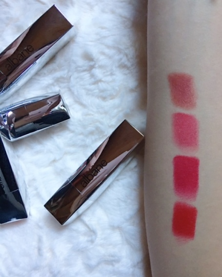 swatch_rouge_camille_albane_alizarine_damas_sienne_coquelicot