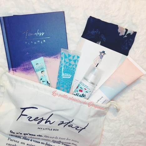 my_little_fresh_start_box_janvier_2017_contenu_mylittlebox